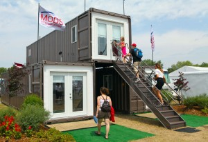 Two Story Cargo Container Home Tour